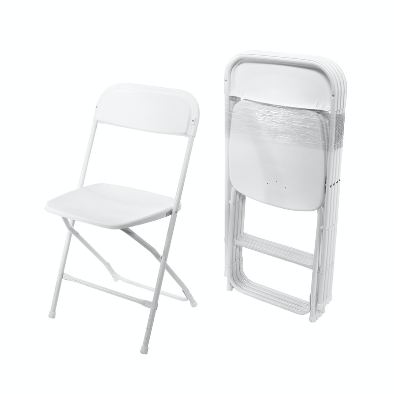 Terrific Set Of 5 Folding Chairs Omni Ibusinesslaw Wood Chair Design Ideas Ibusinesslaworg